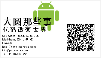 QR Business Card with Unicode
